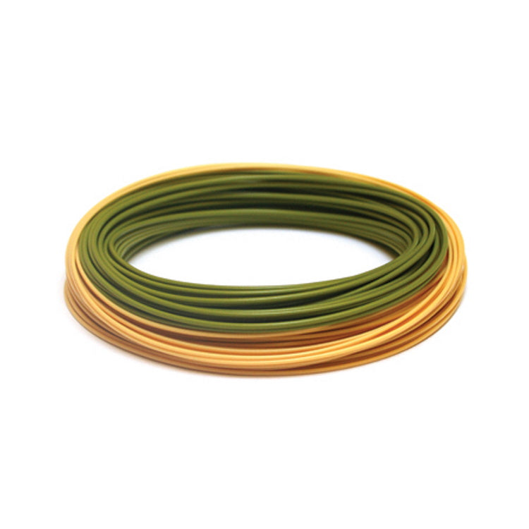 Rio Grand Premier Floating Fly Line - Camo/Tan