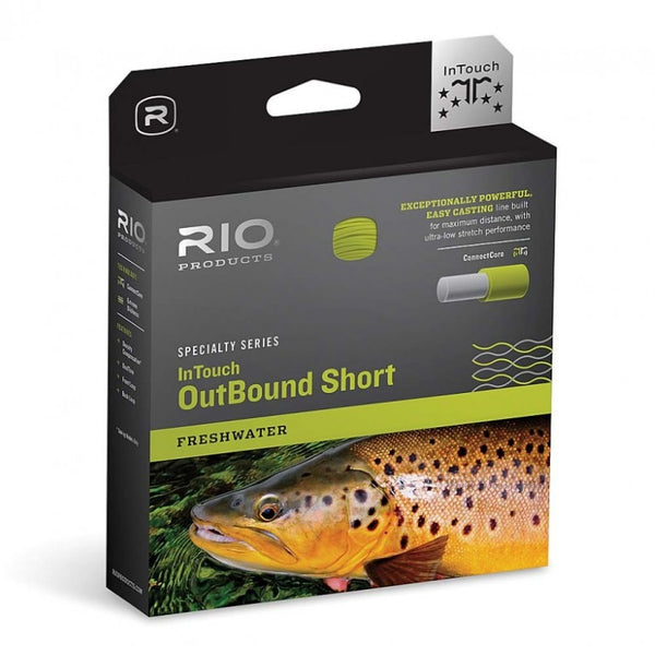Rio In Touch Outbound Short Sink 6 Fly Line