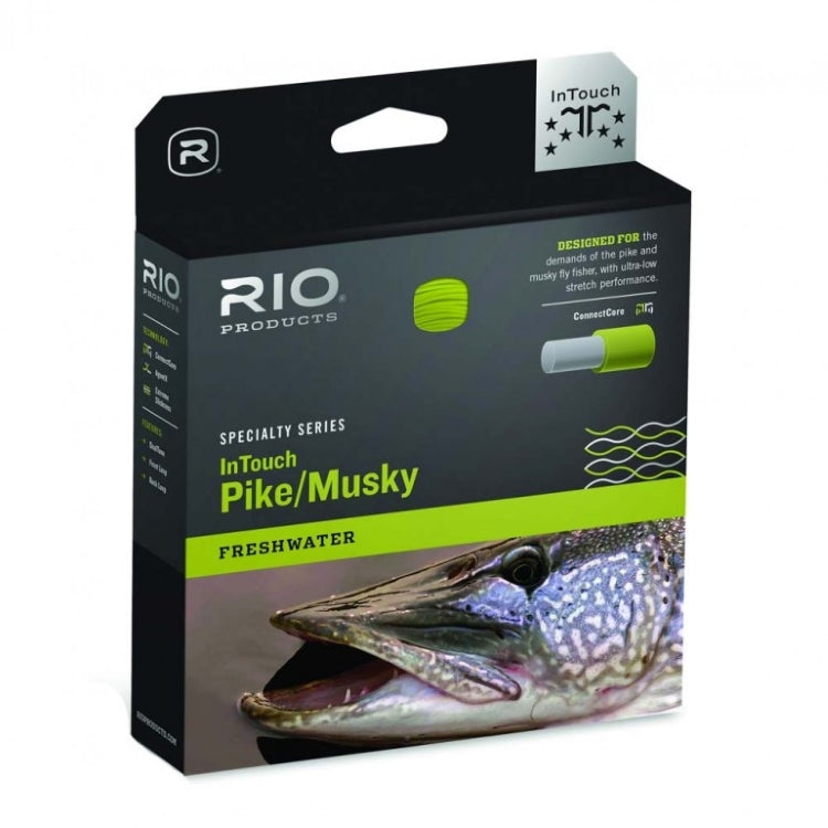 Rio In Touch Pike/Musky Fly Lines