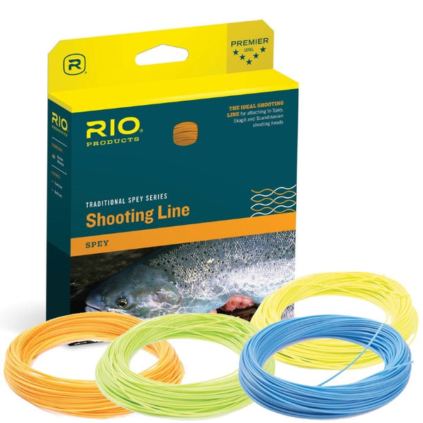 Rio Powerflex Core Shooting/Running Line
