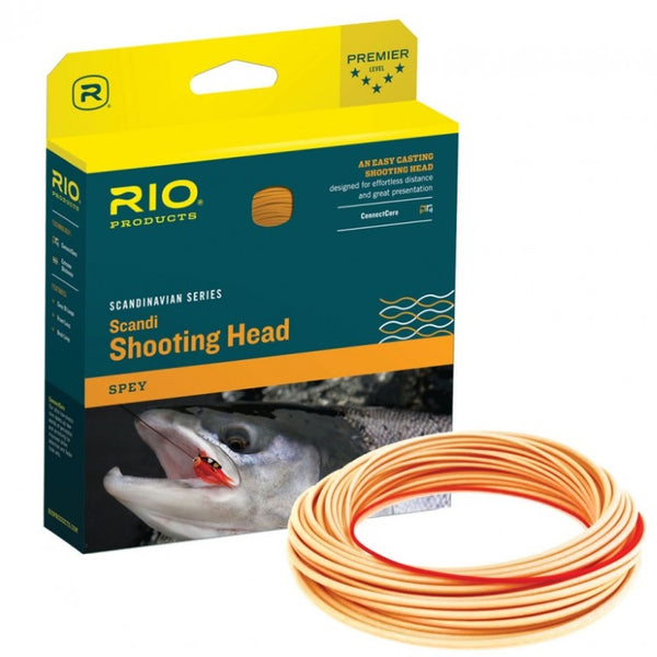 Rio Scandi Floating Shooting Head - Regular