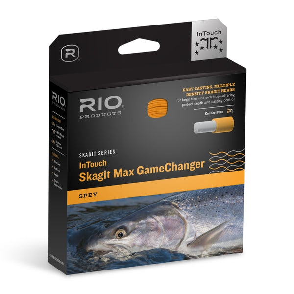 Rio Skagit Max Gamechanger Shooting Head
