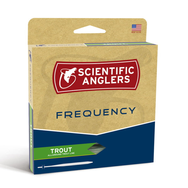 Scientific Anglers Frequency Trout Floating Fly Lines