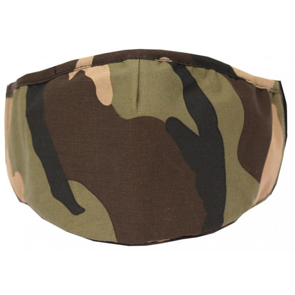 John Norris Country Face Mask - Camo