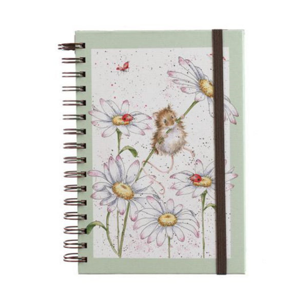 Wrendale Designs Oops A Daisy Spiral Bound Notebook