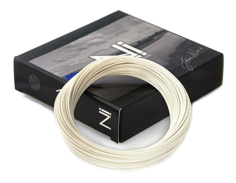 John Norris Ni1 Presentation Floating Fly Line - Ivory