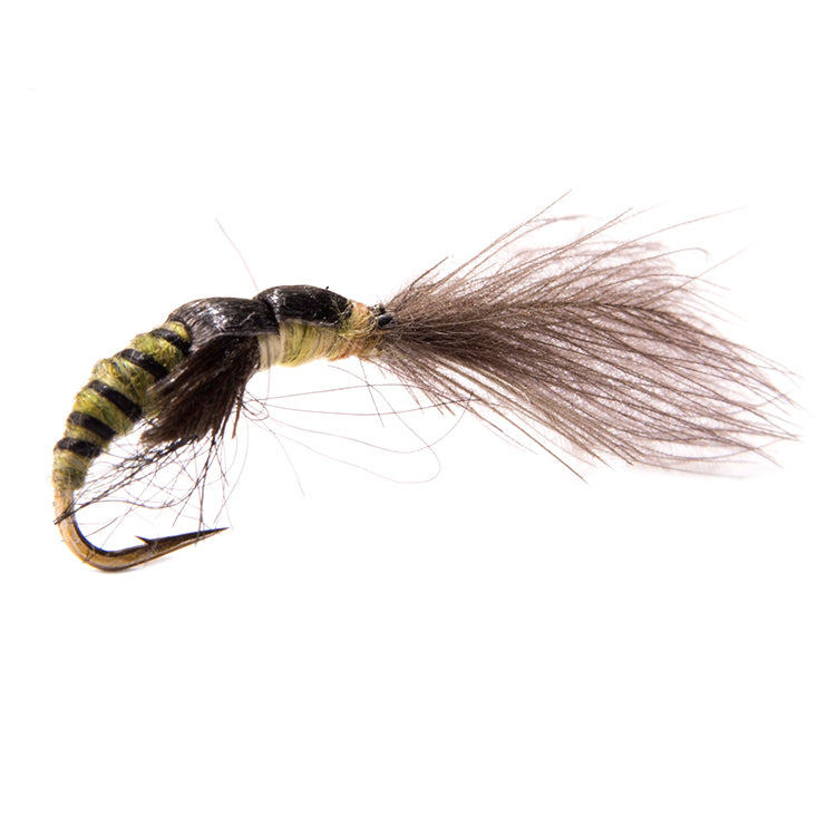 CDC Grannom Pupa Emerger