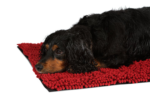 Scruffs Noodle Dry Dog Mat - Assorted Colours