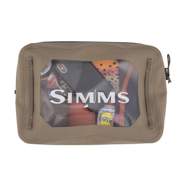 Simms Dry Creek Gear Pouch - Tan 4L