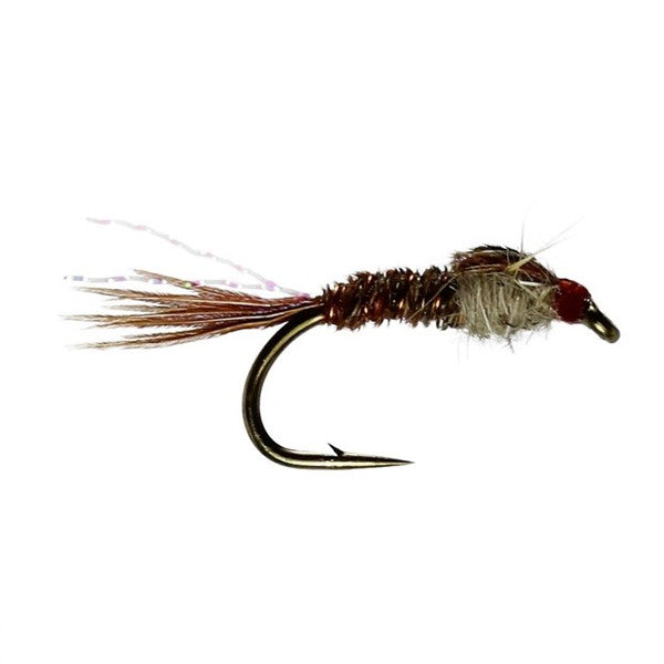 Pheasant Tail Grey Nymph
