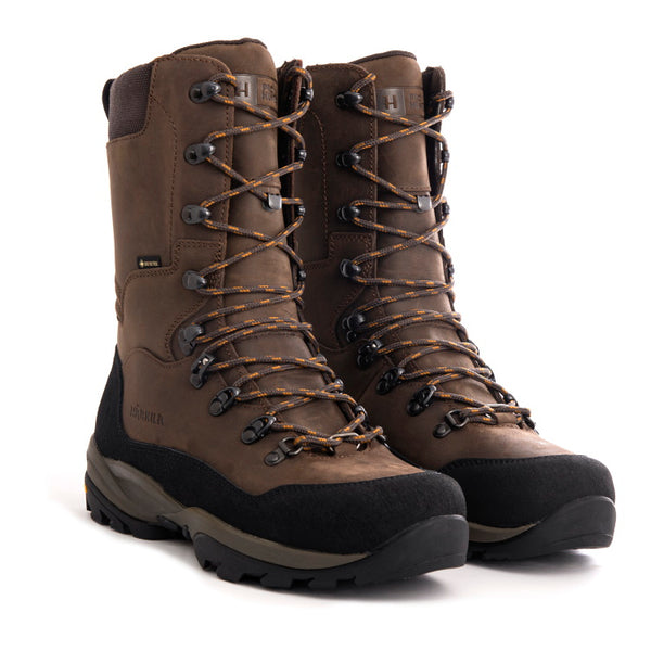 Harkila Pro Hunter Ridge GTX Boots 10in - Dark Brown