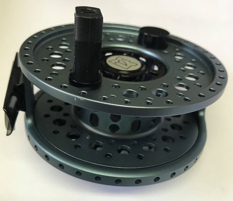 USED Hardy MLA 375 Fly Reel (983)