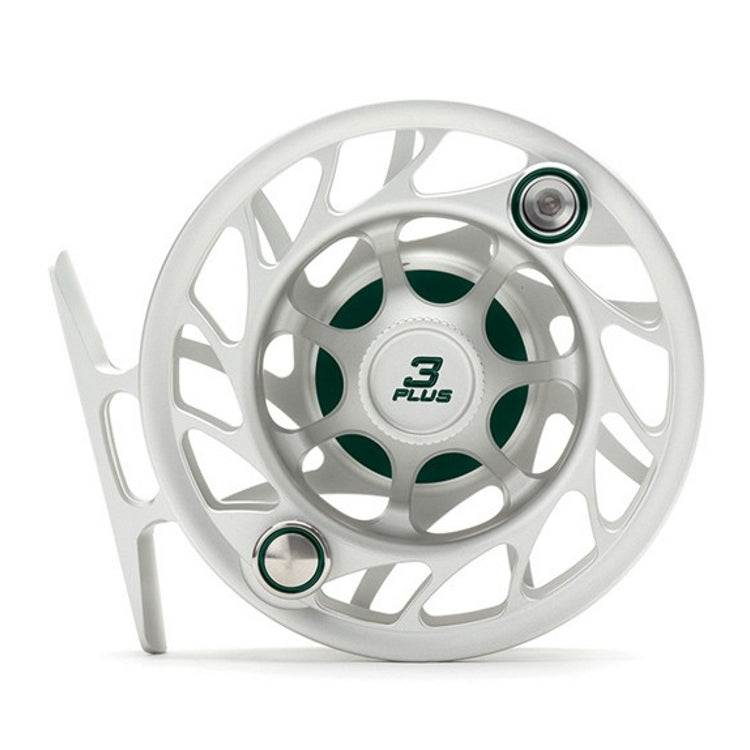 Hatch Finatic G2 3 Plus Fly Reel - Clear/Green