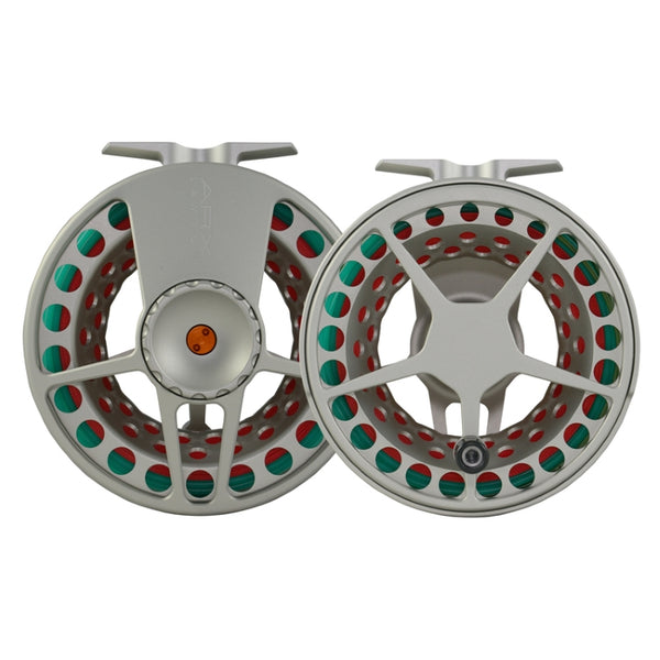 Lamson ARX Fly Reels - Satin Grey