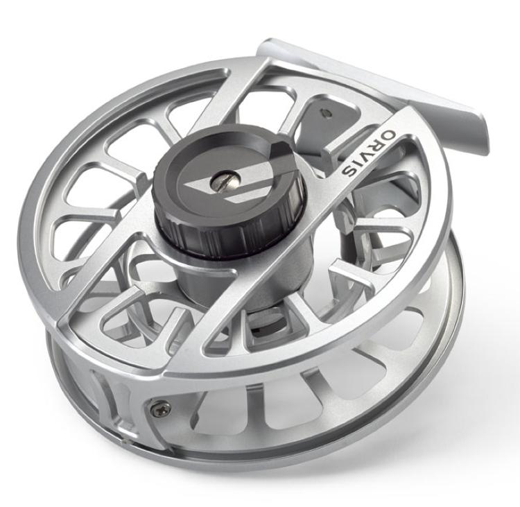 Orvis Hydros Fly Reel - Silver