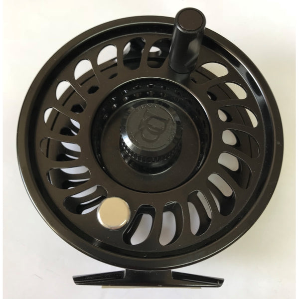USED Ross Reels Canyon BG-6 9/10 Fly Reel (997)