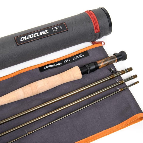 Guideline LPS Medium Action Fly Rod