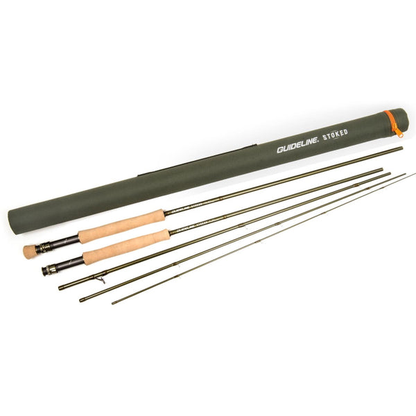 Guideline Stoked Single Handed Fly Rod