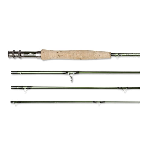 Orvis Clearwater Single Handed Fly Rods