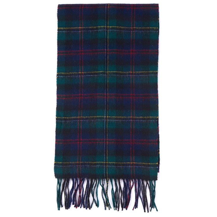 Barbour New Check Tartan Scarf