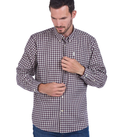 Barbour Thornley Thermo Weave Shirt