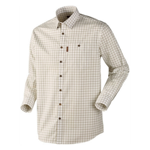 images do not show the button Harkila Stenstorp Shirt button over collar style