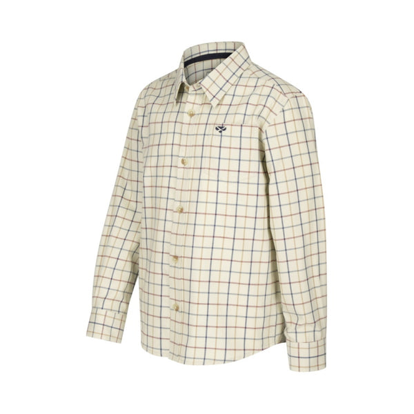Hoggs of Fife Junior Ambassador Premier Tattersall Shirt