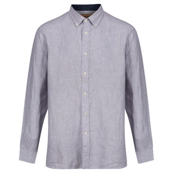 Schoffel Sandbanks Tailored Shirt - Grey