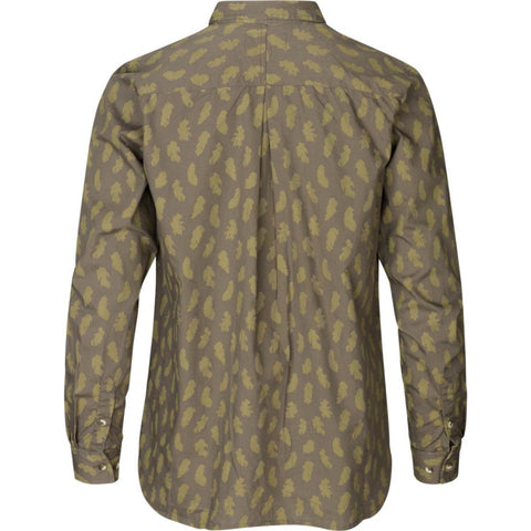 Seeland Skeet Lady Shirt - Olive Feather