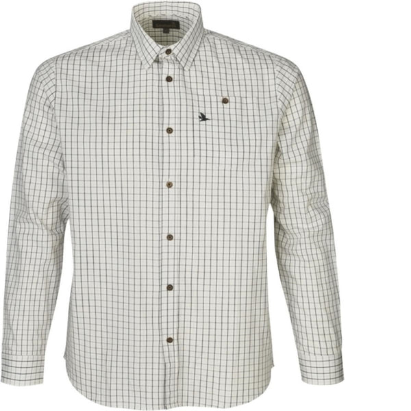 Seeland Newark Shirt - Midnight Navy Check