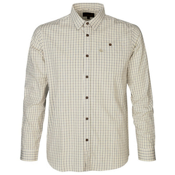 Seeland Newark Shirt - Pine Green Check