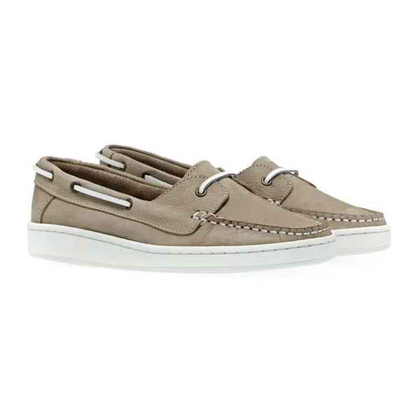 Barbour Ladies Miranda Boat Shoes