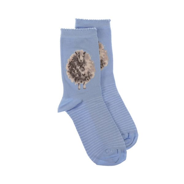 Wrendale Designs Ladies The Wooly Jumper Socks