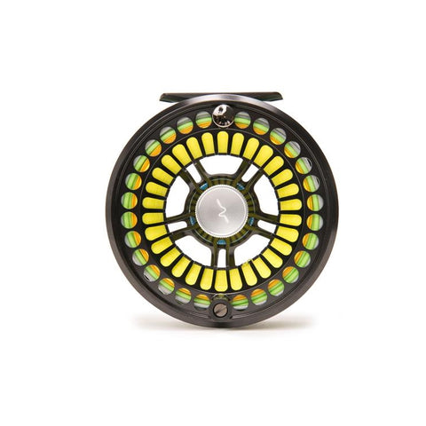 Guideline Vosso Fly Reel - Glossy Slate Black