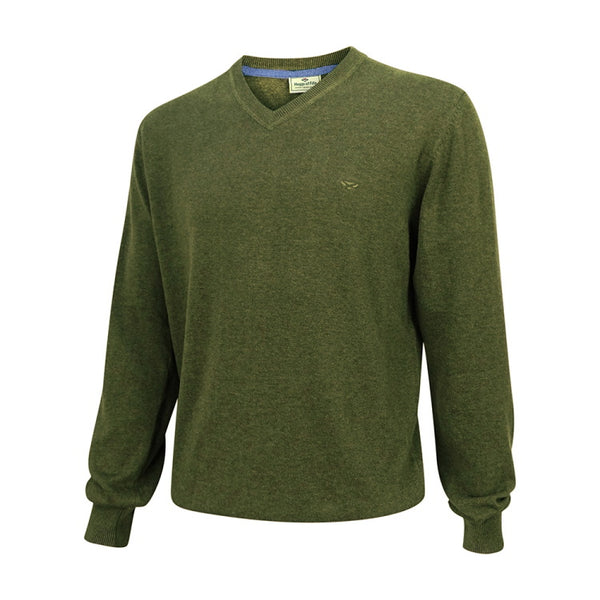 Hoggs of Fife Stirling Long Sleeved Pullover