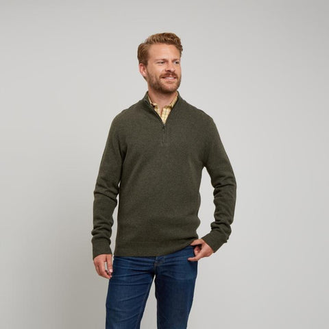 Le Chameau Kingham Sweater - Sage Green