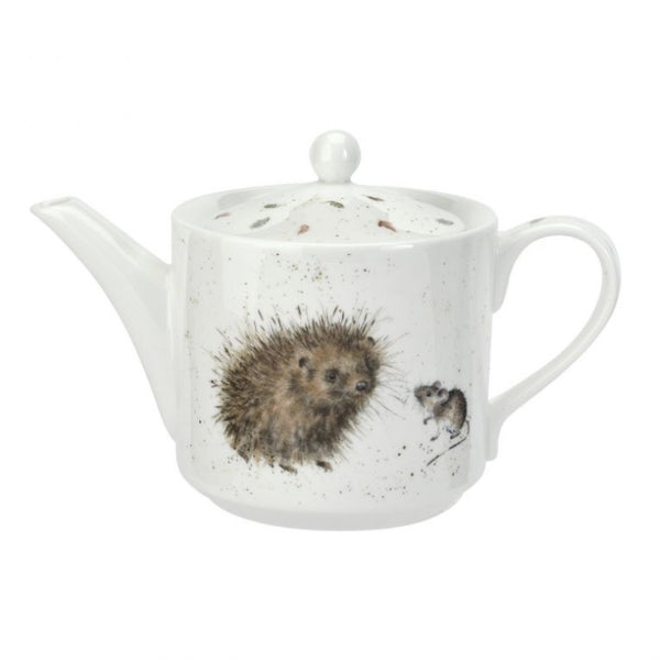 Royal Worcester Wrendale Tea Pot - Hedgehog