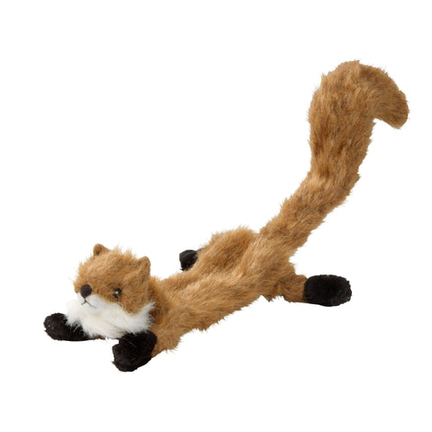 House of Paws Stuffing Free Dog Toy - Fox