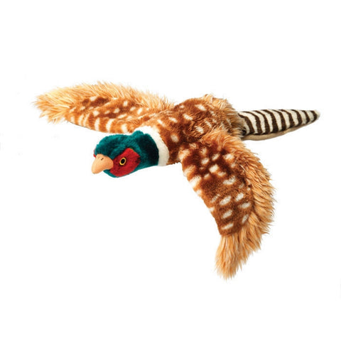 House of Paws Plush Pheasant Dog Toy Large 10inch