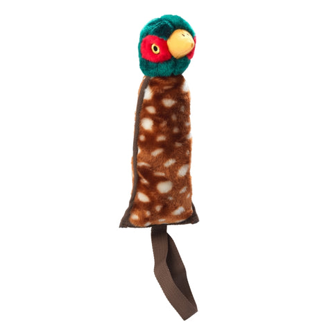 House of Paws Woodland Friends & Creatures Dog Toys - Pheasant