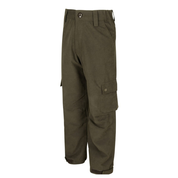 Hoggs of Fife Junior Struther Waterproof Trousers