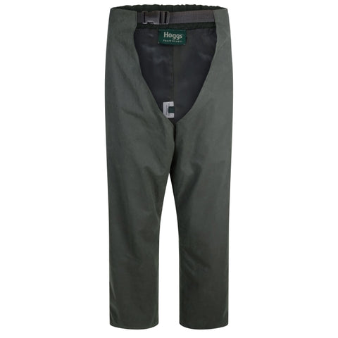 Hoggs of Fife Waxed Treggings - Olive