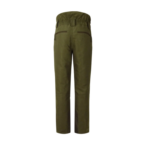 Hoggs of Fife Kincraig Field Waterproof Trousers - Olive Green