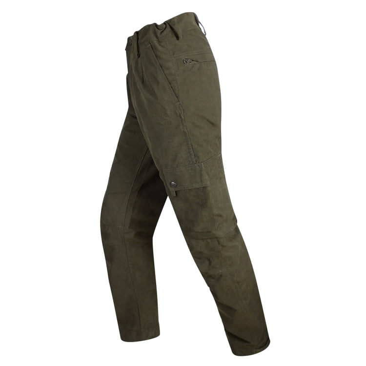 Hoggs of Fife Struther Waterproof Field Trousers - Dark Green