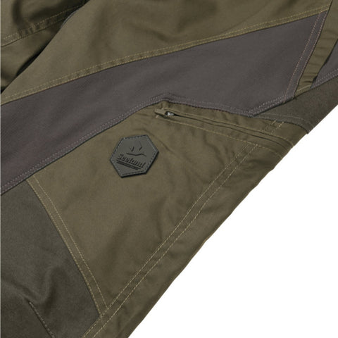 Seeland Key-Point Active Trousers - Pine Green