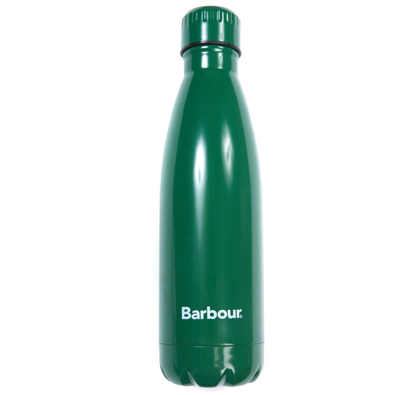 Barbour Water Bottle Stainless Steel - Green
