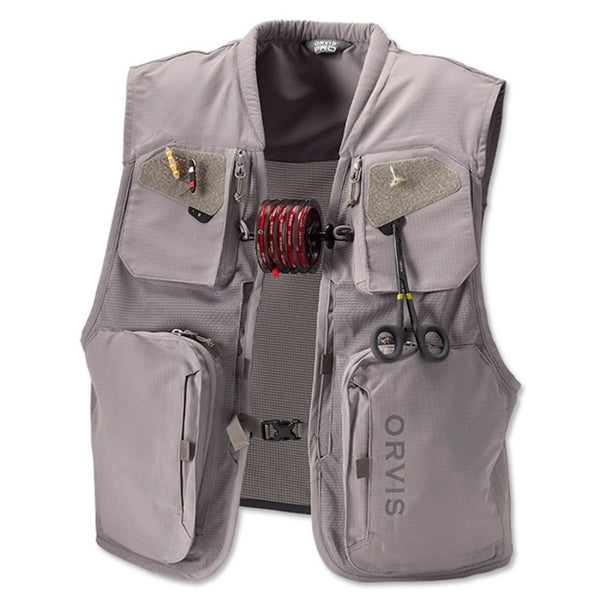 Orvis Clearwater Mesh Vest - Tippet and accessories not included