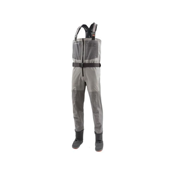 Simms G4Z Stockingfoot Waders - Slate