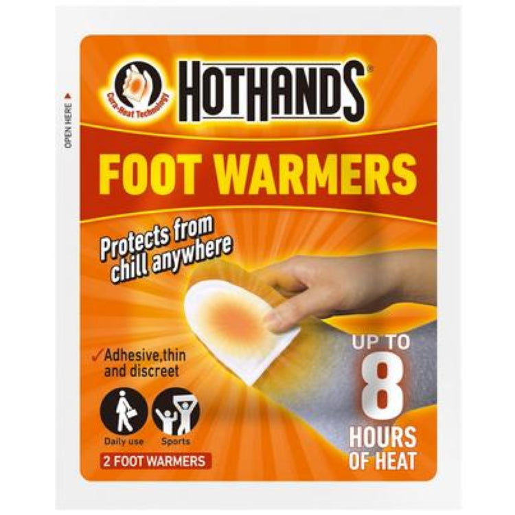 HotHands Foot Warmer Twin Pack