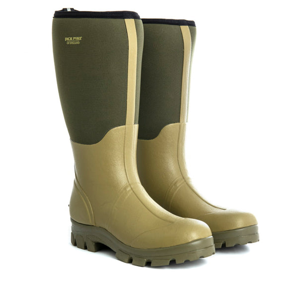 Jack Pyke Ashcombe Neoprene Wellington Boot